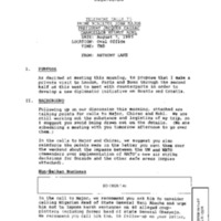 Declassified Documents concerning Bosnia