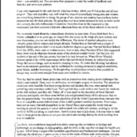 Health Reform-Hofstra Speech [Apr 20, 1999] [3]