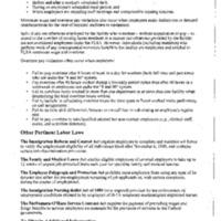 Fair Labor Standards Act - DOL [1]