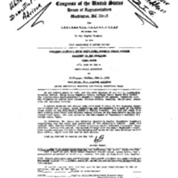 Democratic Policy Committee 5-3-93 10:30