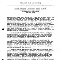 http://www.clintonlibrary.gov/assets/storage/Research-Digital-Library/flotus/muscatine-flotus-press/Box-018/2011-0415-S-flotus-statements-and-speeches-5-1-96-1-22-97-binder-muslim-women-5-30-1996.pdf