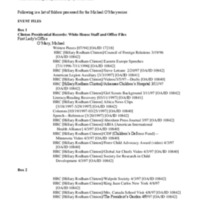 http://clintonlibrary.gov/assets/Documents/Finding-Aids/Systematic/2013-1078-S-OMary.pdf