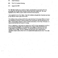Child Welfare/SSBG [Social Services Block Grant] [1]