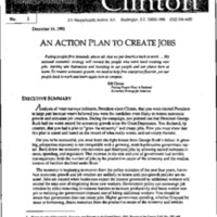 Job Creation - Background