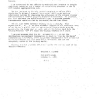 Budget-1999-Appropriations-FY-Signing Statements