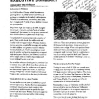 Child Care - Welfare Reform Yale-Berkeley Report