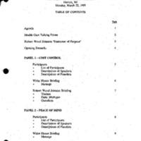 Conversations on Health - Robert Wood Johnson Foundation 3-22-93 Detroit [1]