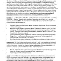 Balanced Budget Act/Givebacks [13]