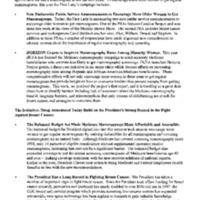 Medicare - New Preventive Benefits [2]