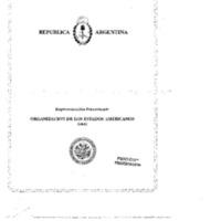 Vital Voices: Republica Argentina