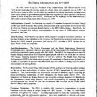 White House Conference on AIDS, Washington, D.C. 12-6-95 [2]
