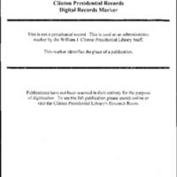 [Economic Report of the President Jan. 1993 ] [Book]