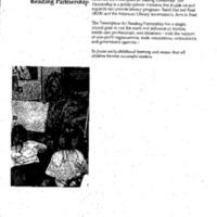 Youth Development/Afterschool/Violence-Prescription for Reading Partnership