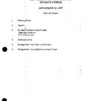http://clintonlibrary.gov/assets/storage/Research-Digital-Library/dpc/reed-subject/111/647386-hate-crimes-white-house-conference.pdf