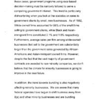 Dept. of Commerce - Minority Development Business Agency [3]