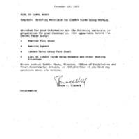 Medicaid Directors Mtg. DHHS, HH Bldg., Rm 703-A 16 Dec. 1994 8:45 - 9:45