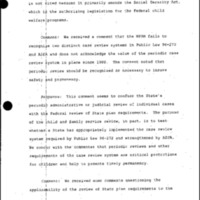 Final Rule - Title IV-E Foster Care Eligibility Reviews [Binder] [3]