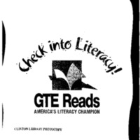 Literacy File: Check into Literacy