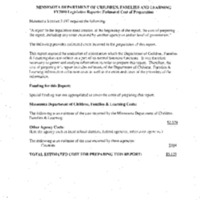 At Home Infant Care, MN/Stay at Home Subsidies [1]
