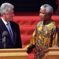 Joint Press Conference with President Mandela