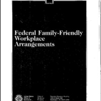 Review of Federal Family-Friendly Workplace Arrangements [Bound Material]