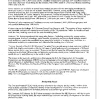 New Markets/Interagency Meetings [2]