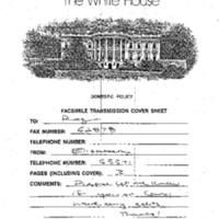 Mtg. w/Adm. Appointees w/Disabilities 9 Feb. 1995 2:00 - 3:00pm