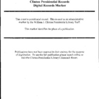 [Economic Report of the President Feb. 1996] [Book]