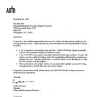 ASTD [American Society for Training and Development]