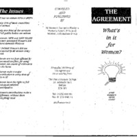 Vital Voices in Belfast 9/2/1998: [Correspondence and Background Information] [2]