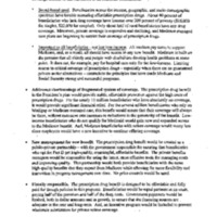 Medicare Drug Benefit - Miscellaneous [5]