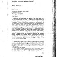 [Religious Freedom Restoration Act]