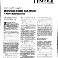 Secretary W. Christopher - Cuba Drafts, 9-10/94