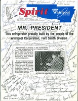 Spirit: A Publication for Fort Smith Division People