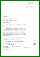Letter from President Clinton to the Employees of the Whirlpool Corporation