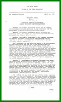 Executive Order #12845