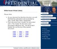 Virtual Library Homepage